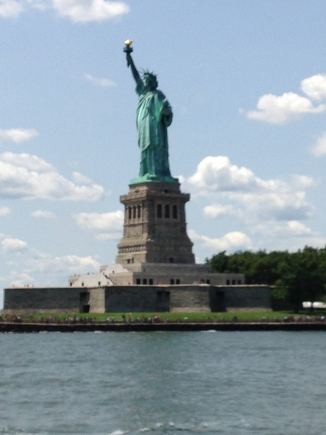 (Obvious) Statue of Liberty!