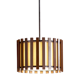 This Allen + Roth pendant caught my eye immediately, and it'll be the one in the stairwell. Also from Lowe's!